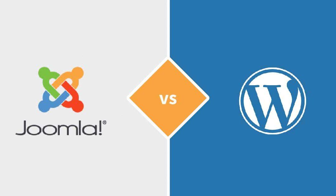 Joomla vs Wordpress | Web Design | Eblana Solutions
