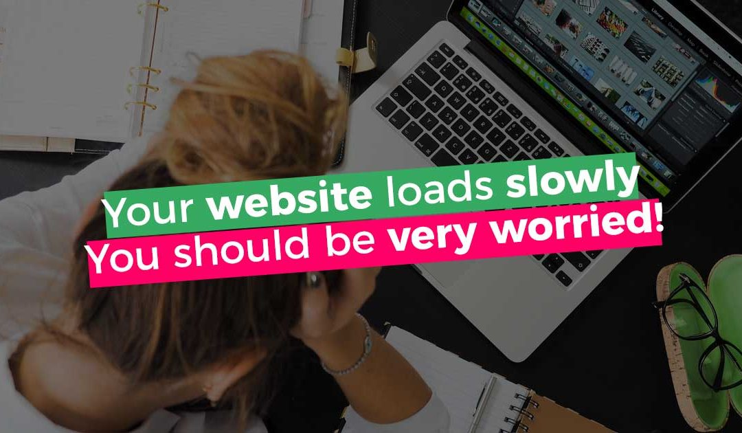 Improving the speed of your website | Eblana Solutions