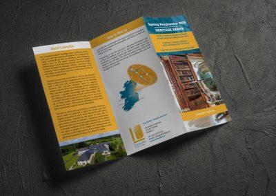 Tri-fold Design | Eblana Solutions