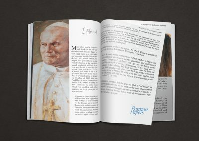 Position Papers | Magazine Design | Eblana Solutions